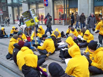 Flashmob_Sitzen